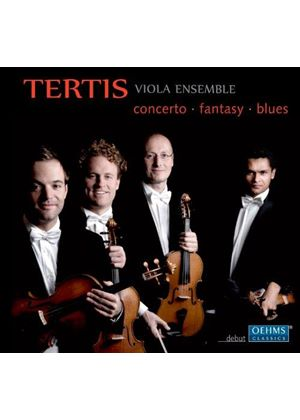Concerto, Fantasy, Blues (Music CD)