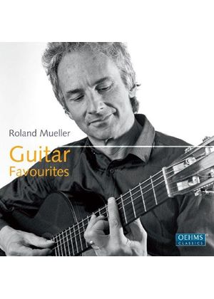 Guitar Favourites (Music CD)