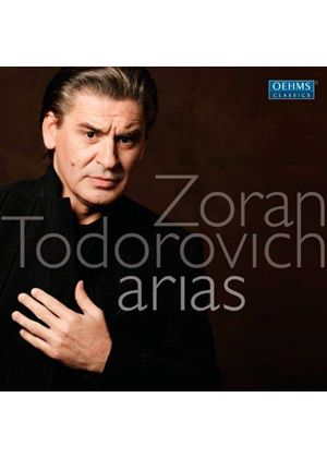Arias (Music CD)