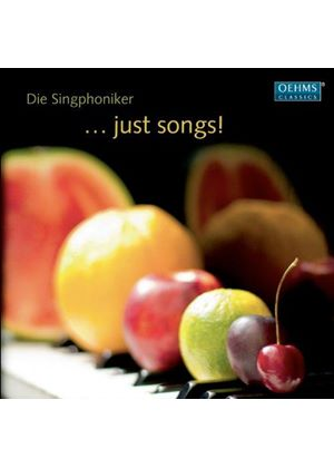Just Songs! (Music CD)