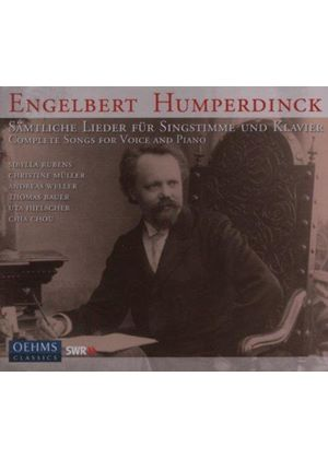 Humperdinck: Songs