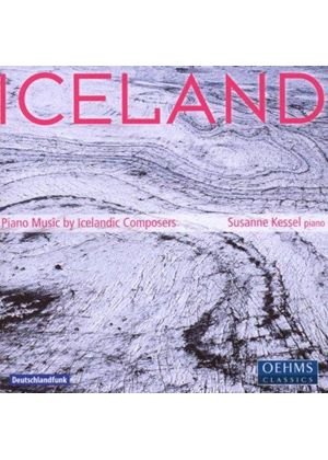 VARIOUS COMPOSERS - Piano Music By Icelandic Composers (Kessel)