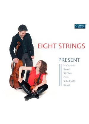 Eight Strings Present (Music CD)