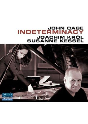 John Cage: Indeterminacy (Music CD)