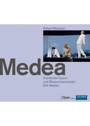 Aribert Reimann: Medea (Music CD)