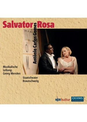Antonio Carlos Gomes: Salvator Rosa (Music CD)