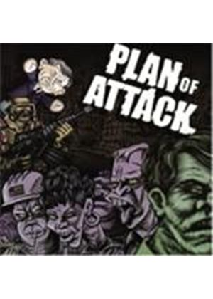 Plan Of Attack - Working Dead, The (Music CD)