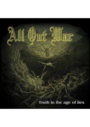 All Out War - Truth in the Age of Lies (Music CD)