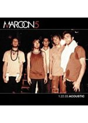 Maroon 5 - 1.22.03.Acoustic [US Import] (Music CD)