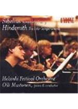 Hindemith: (The) Four Temperaments; Sibelius: Symphony No 3