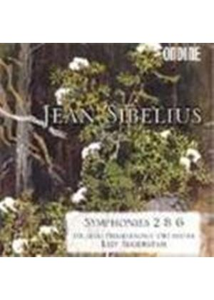 Sibelius: Symphonies Nos 2 and 6
