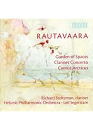 Einojuhani Rautavaara - Garden Of Spaces (Segerstam, Helsinki PO, Stoltzman) (Music CD)