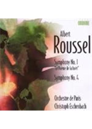 Roussel: Symphonies Nos 1 and 4