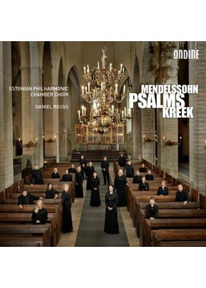 Mendelssohn, Kreek: Psalms (Music CD)