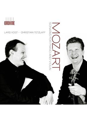 Mozart: Sonatas for Piano and Violin (Music CD)
