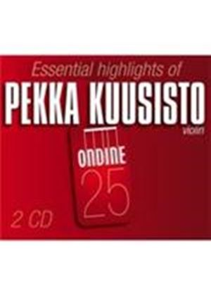 Pekka Kuusisto - Highlights (Music CD)
