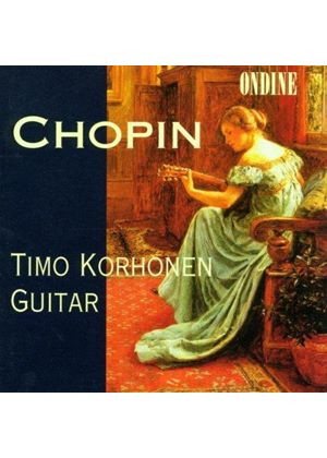 Chopin/Tárrega: Guitar Works
