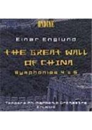 Englund: Syms Nos. 4 & 5; (The) Great Wall of China