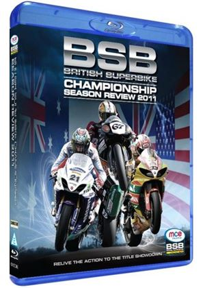 British Superbike Championship Review 2011 (Blu-Ray)