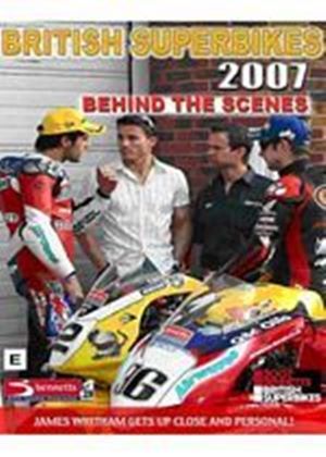 British Superbike 2007: Behind The Scenes (2 Discs)