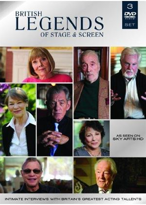British Legends of Stage and Screen [DVD]
