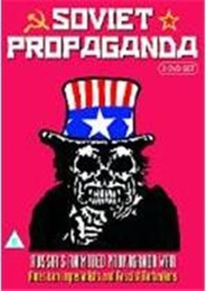 Soviet Propaganda - American Imperialists And Fascist Barbarians(2 Disc)