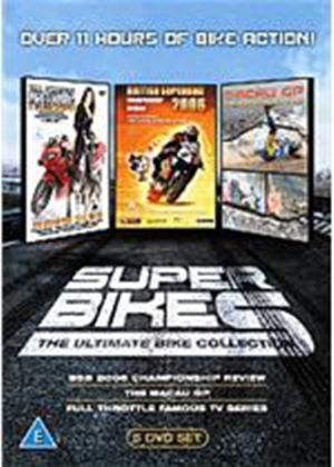 Super Bikes - The Ultimate Bike Collection - Bsb 2006 Championship Review / The Macau Gp / Full Throttle Famous Tv Series