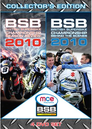 British Superbike Collectors Edition 2010 (4 Disc Set)
