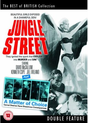 A Matter Of Choice / Jungle Street