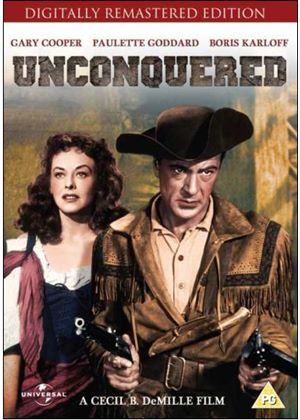 Unconquered - Digitally Remastered