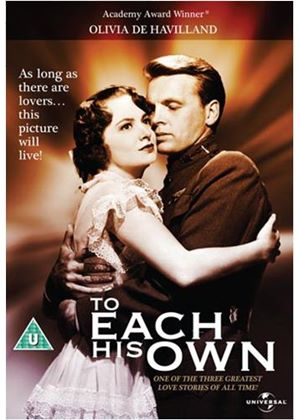 To Each His Own (1946) – Digitally Remastered
