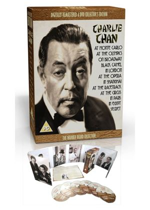 Charlie Chan: The Warner Oland Collection