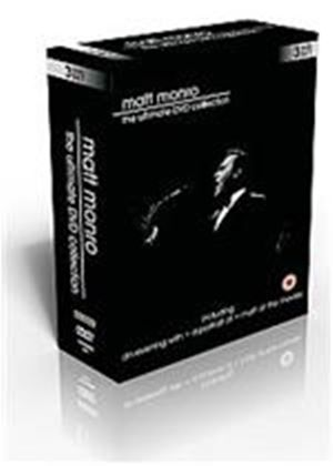 Matt Monro - The Ultimate DVD Collection