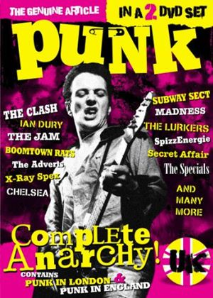 Punk - Complete Anarchy Box Set