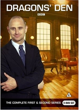 Dragons Den - Complete BBC Series 1 And 2