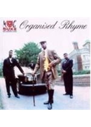 MC Duke - Organised Rhyme (Music CD)