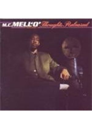 MC Mello - Thoughts Released (Music CD)