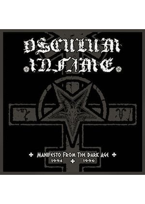 Osculum Infame - Manifesto From The Dark Age (Music CD)