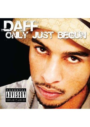 Daff - Only Just Begun (Music CD)