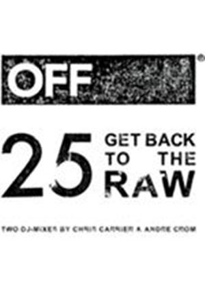 Various Artists - Get Back To The Raw (Music CD)