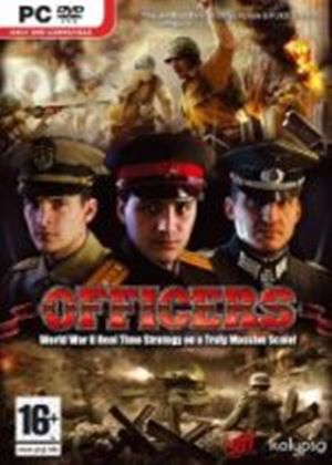 Officers – World War II: Operation Overlord (PC)