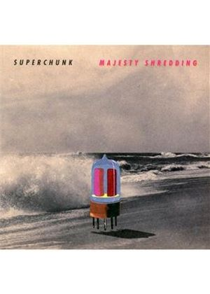Superchunk - Majesty Shredding (Music CD)