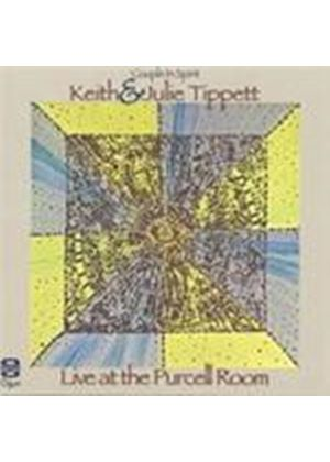 Keith Tippett & Julie - Live At The Purcell Room (Music CD)