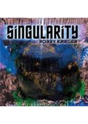 Robby Krieger - Singularity (Music CD)