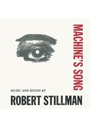 Robert Stillman - Machine's Song (Music CD)
