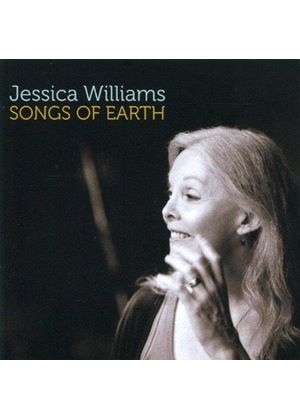 Jessica Williams - Songs of Earth (Music CD)