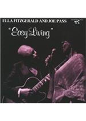 Ella Fitzgerald - Easy Living (Music CD)