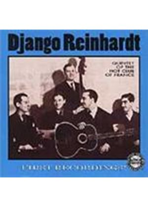 Django Reinhardt - Quintet Of The Hot Club Of France (First Recordings) (Music CD)