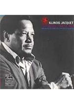 Illinois Jacquet - Blues That's Me, The [Remastered] (Music CD)