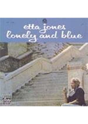 Etta Jones - Lonely And Blue (Music CD)